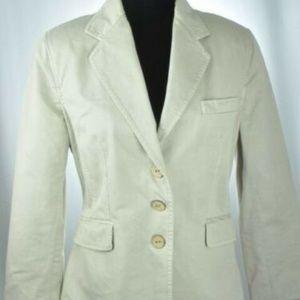 Dolce & Gabbana Italian Khaki Jacket